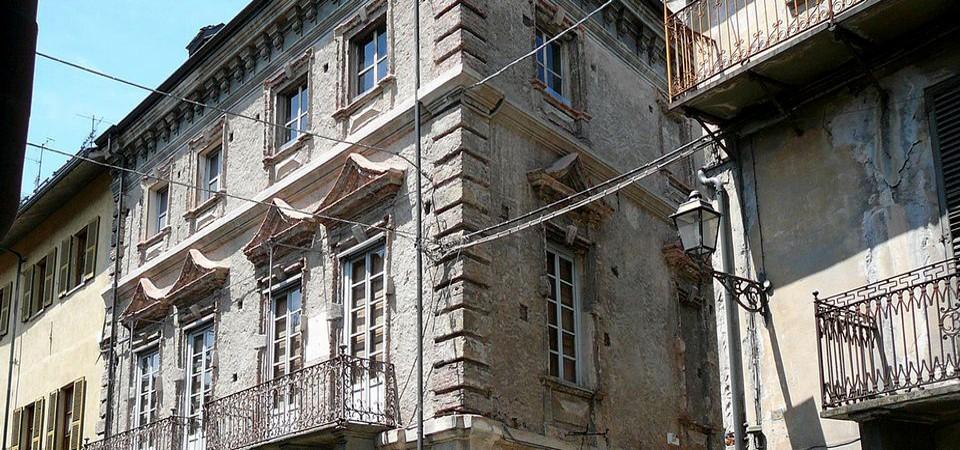 Palazzo Borelli - Demonte CN