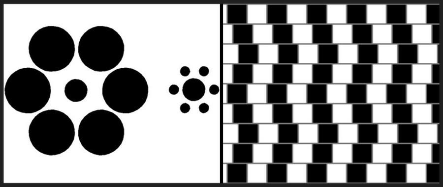 distorsione percettiva Gestalt