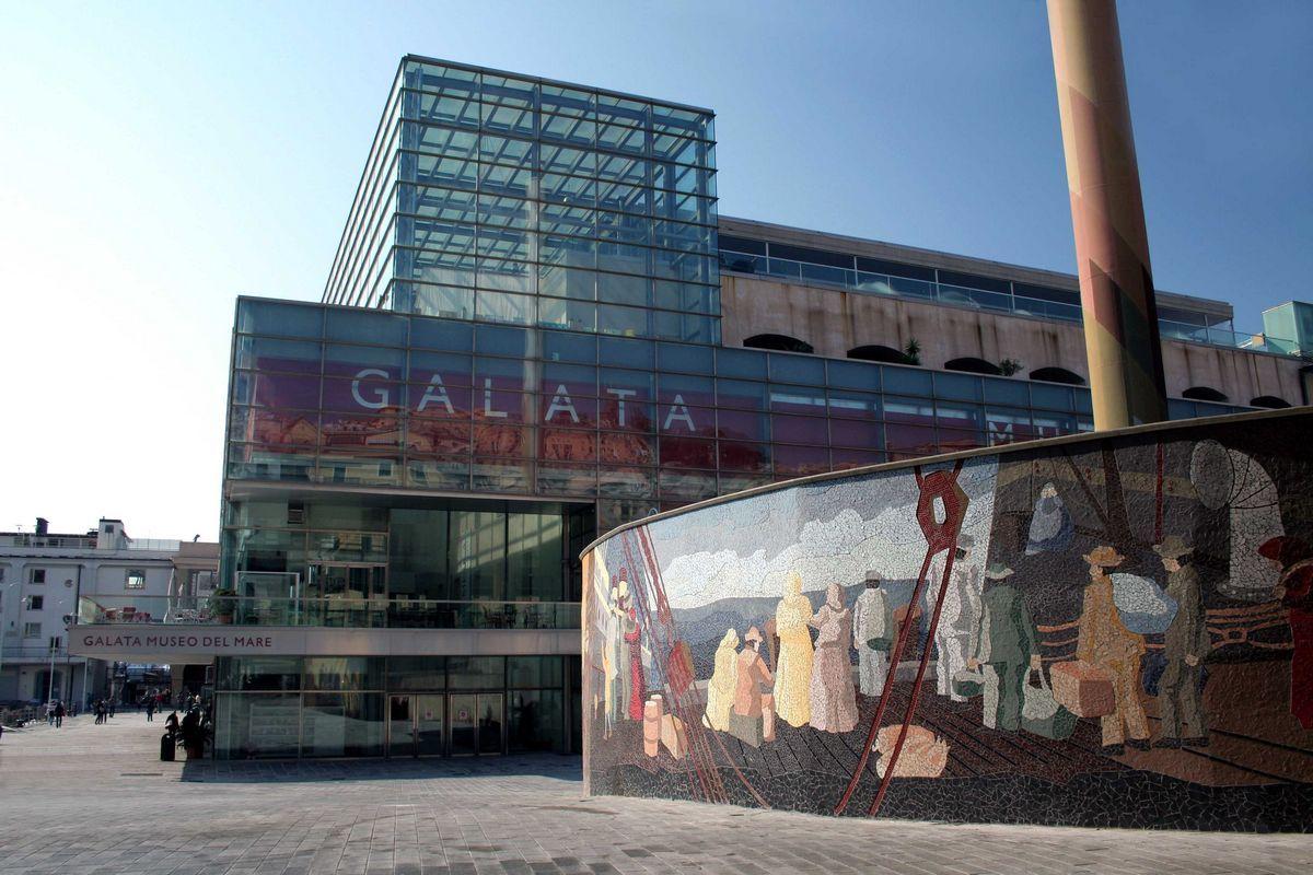 Galata Museo del MareEsterno