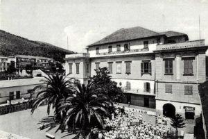 Palazzo Tagliaferro Andora - Foto d'epoca